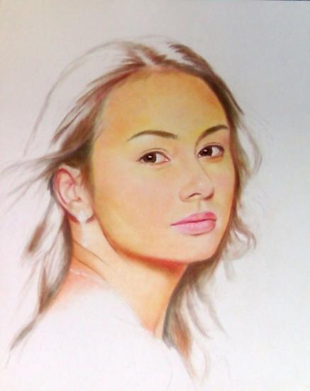 Donita Rose by nichard